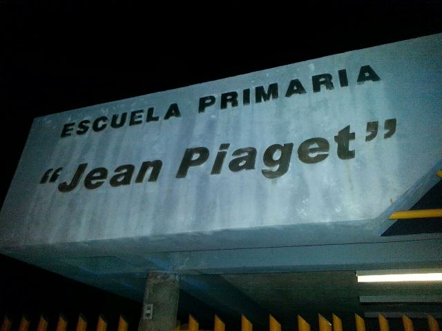 """¡Se incendió la escuela """"Jean Piaget"""" en Aguascalientes!"""