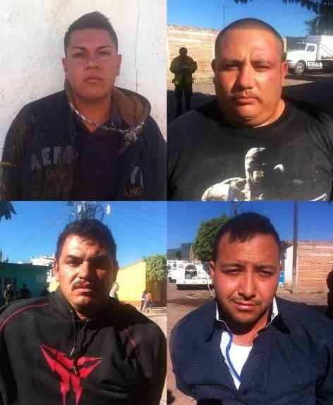 ¡Capturan a 3 ladrones de combustible en Atotonilco, Jalisco!