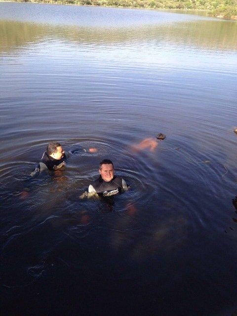 ¡FOTOGALERIA/ Otro niño murió ahogado en una presa en Rincón de Romos!