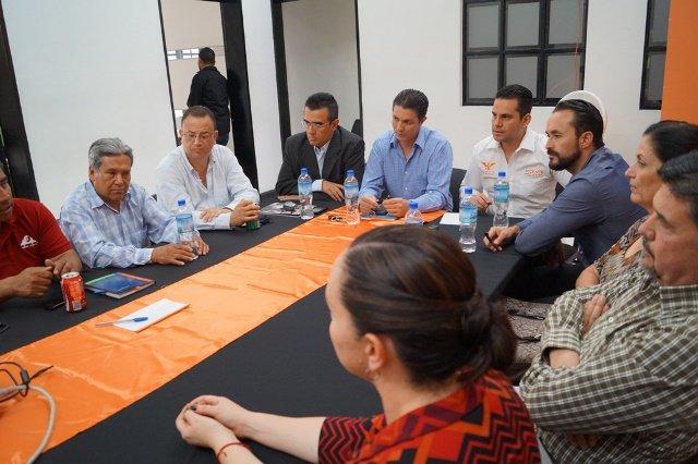 ¡Movimiento Ciudadano genera interés y confianza para la construcción de un mejor Aguascalientes!
