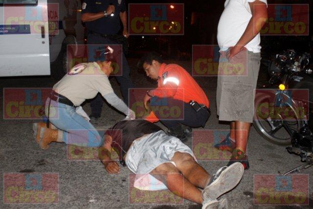 ¡Hombre murió tras caer de una camioneta en movimiento en Lagos de Moreno!