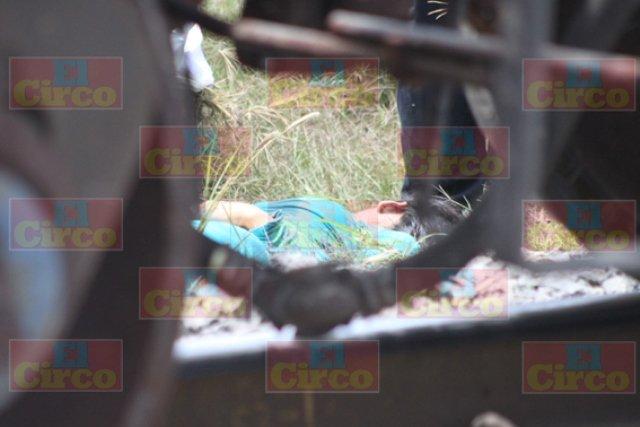 ¡Una joven fue arrollada y muerta por el tren en Lagos de Moreno!