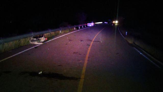 ¡Murió alcoholizado motociclista tras chocar contra un auto en Aguascalientes!