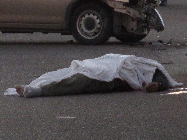 ¡Murió motociclista tras colisionar fuertemente contra un auto en Aguascalientes!