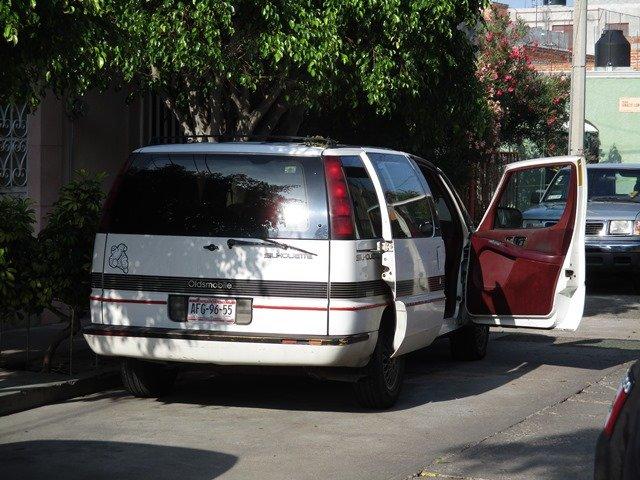 ¡La muerte sorprendió a un hombre a bordo de su camioneta en Aguascalientes!