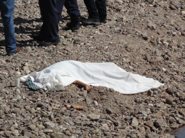 ¡FOTOGALERIA/ Menor murió ahogado en el Río San Pedro en Aguascalientes al jugar con su hermano!