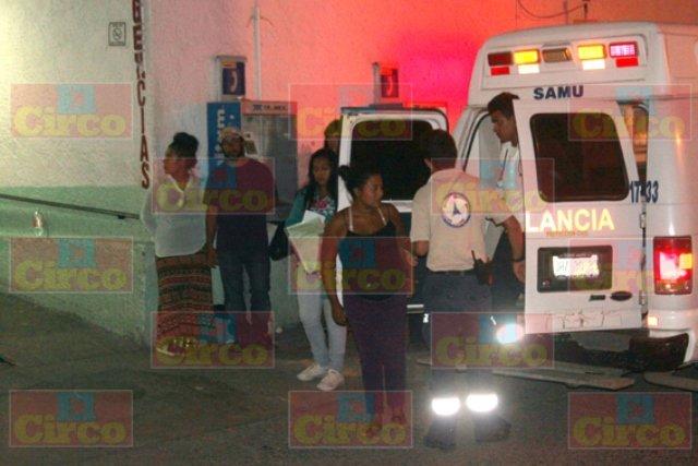 ¡Mujer embarazada fue agredida y lesionada por su esposo en Lagos de Moreno!