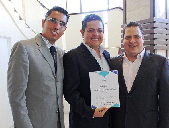 ¡Nombran a Mario Michaus consejero de la Comisión de Educación de la COPARMEX!