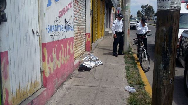 ¡Murió alcoholizado hombre tras caer de una bicicleta en Aguascalientes!