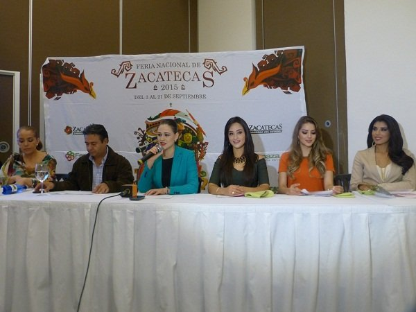 ¡Promueven la FENAZA 2015 en la ciudad de Tijuana!