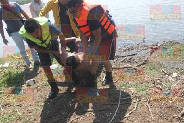 ¡Padre e hijo murieron ahogados en una presa en Lagos de Moreno!