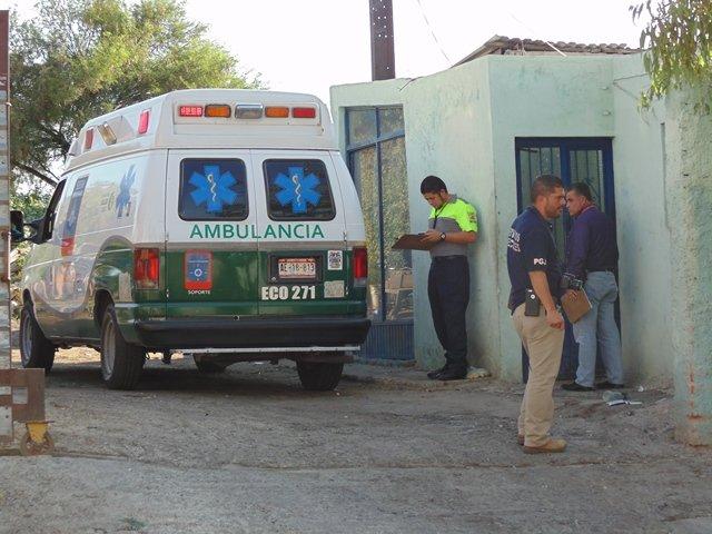 ¡Mecánico alcoholizado se suicidó en un cuarto de un taller en Aguascalientes!