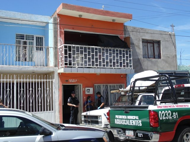 ¡FOTOGALERIA/ Hombre se suicidó tras pelear con su padre en Aguascalientes!