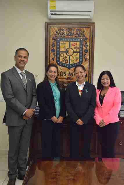 ¡Alcaldesa electa de Villa de Álvarez, Colima, visitó Jesús María para replicar experiencias exitosas!