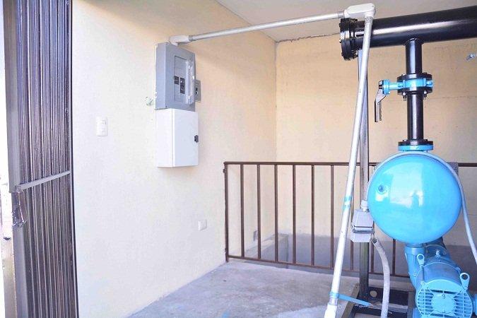 ¡Planta de emergencia garantiza el servicio de agua en el Fracc. Alcázar en Jesús María!