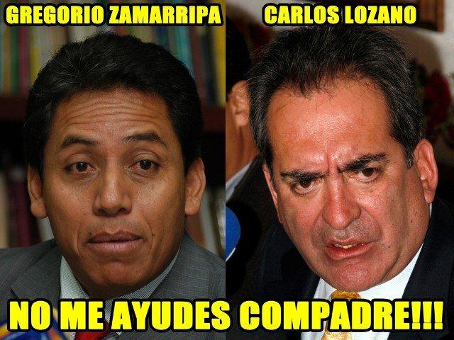 ¡El gobernador CLT culpable de la anulación de la elección de la diputación en el distrito I en Aguascalientes!