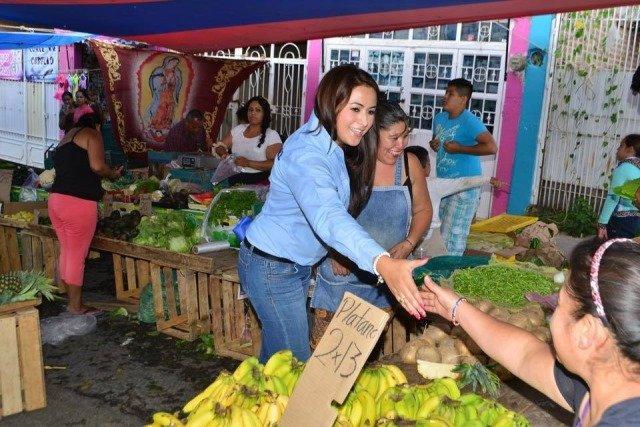 ¡La cercanía con la gente es fundamental para la efectividad y precisión a la hora de gobernar: Tere Jiménez!