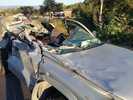 ¡Espantosa muerte de 2 zacatecanas tras fuerte accidente en Aguascalientes!