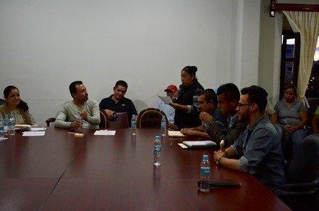 ¡Accederían colonos de El Huizache a programas sociales en Calera!