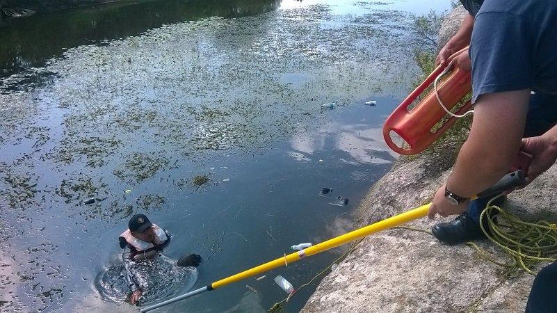 ¡2 adolescentes murieron ahogados en una presa en Aguascalientes!