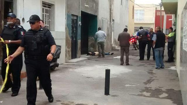 """¡Asesinaron al vicioso """"El Moco"""" de un balazo en la cara en Aguascalientes!"""
