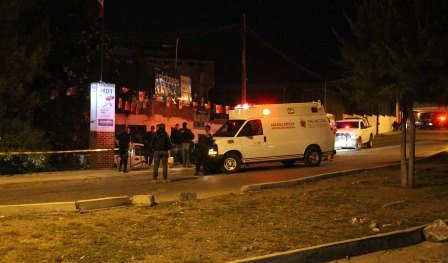 ¡Ejecutaron a un hombre de 6 balazos en Guadalupe, Zacatecas!