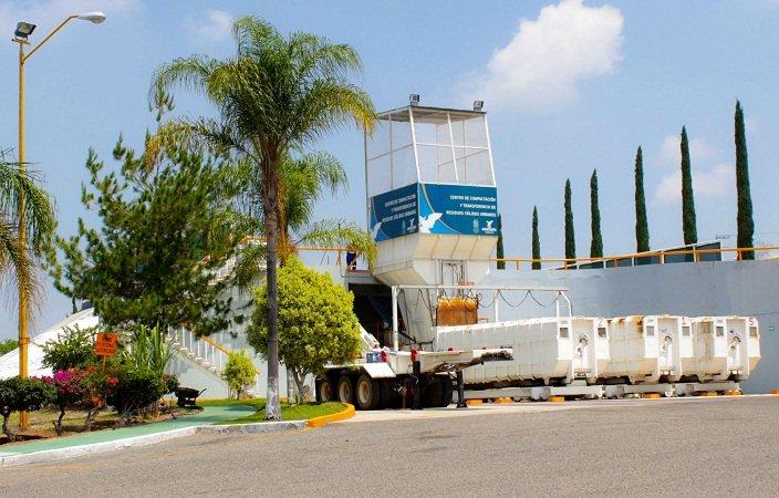 ¡Modernizará el MunicipioAgs el Centro de Compactación de Residuos del Fracc. Morelos!