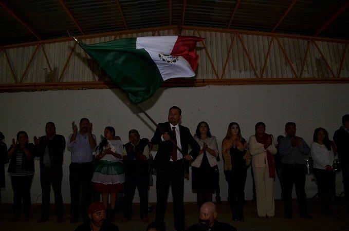 ¡Festejó el municipio de Calera el Día de la Independencia de México!