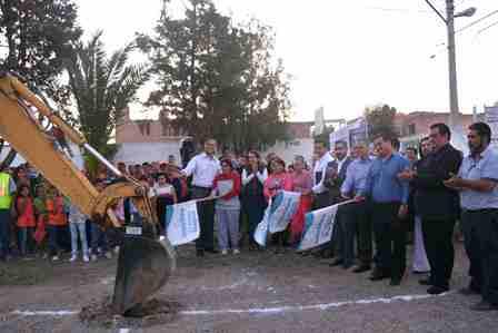 ¡Ampliarán Centro de Desarrollo Comunitario en Margaritas, Jesús María!