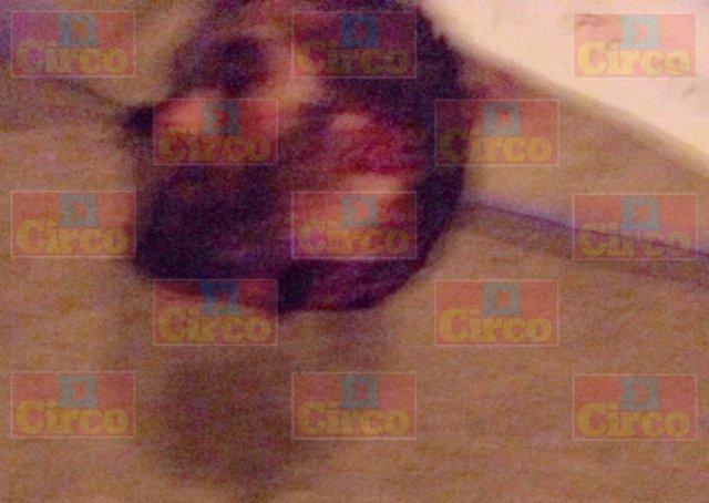 """¡""""Sembraron"""" una cabeza humana con un narco-mensaje para el CDG en Zacatecas!"""
