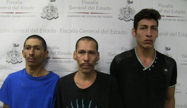 ¡Capturan a 2 hermanos narcotraficantes del CJNG y a un comprado en Jalisco!
