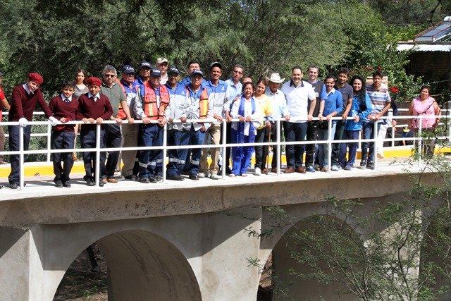 ¡Gobierno Municipal mejora la infraestructura en San Antonio de Peñuelas!