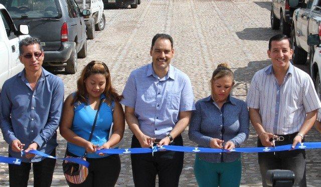 ¡Gobierno Municipal de Aguascalientes continúa dotando con infraestructura urbana digna a las comunidades rurales!