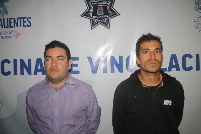 ¡Dictan nuevo auto de formal prisión a 2 agresores de mujeres en Aguascalientes!