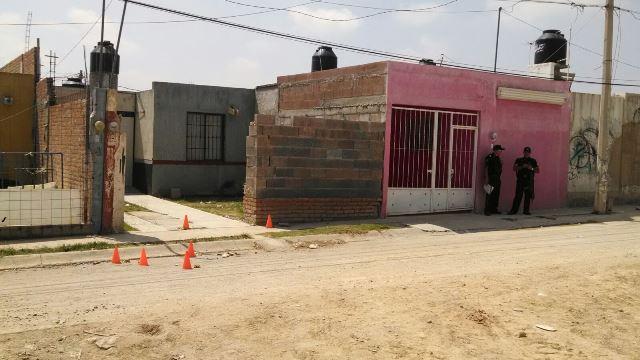¡Intentaron asesinar a balazos a un joven albañil en Aguascalientes!