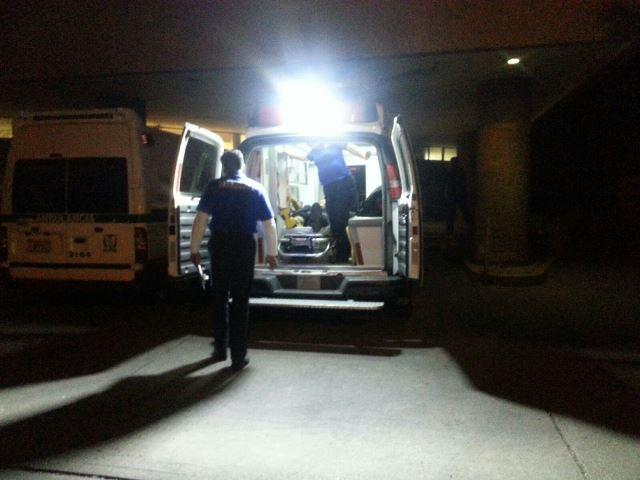 ¡Policía municipal resultó lesionado tras un accidente en Aguascalientes!