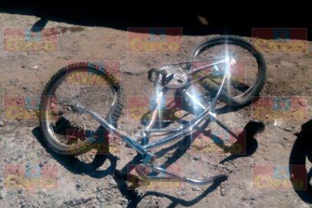¡Camioneta embistió y mató a un ciclista en Lagos de Moreno!