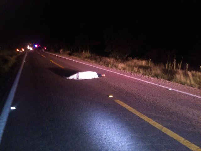 ¡Camioneta arrolló y mató a un ama de hogar en Aguascalientes!
