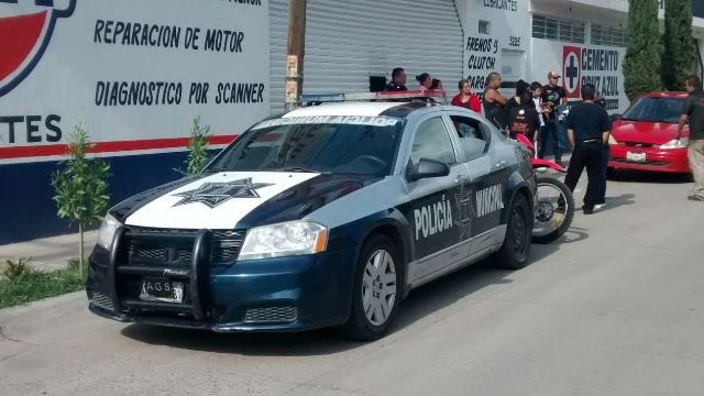 ¡Murió un alcohólico en un taller mecánico en Aguascalientes!