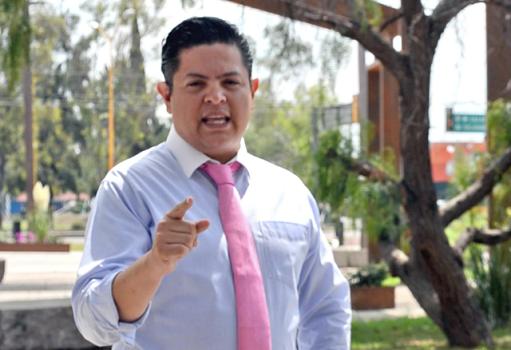 ¡Quiero ser presidente municipal: Mario Michaus!