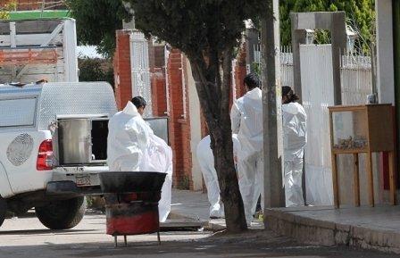 ¡De 6 balazos ejecutaron a un joven en la vía pública en Guadalupe, Zacatecas!