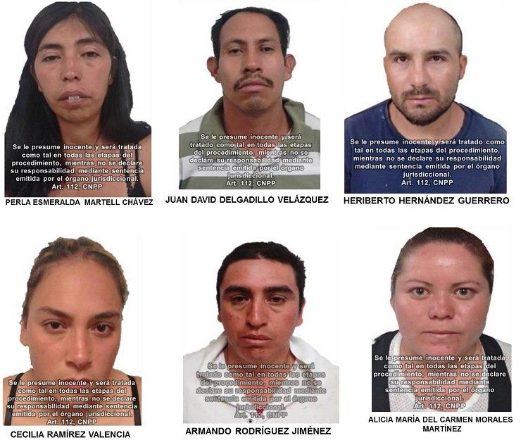 ¡Desmiembran banda de secuestradores que operaba en el Estado de México!