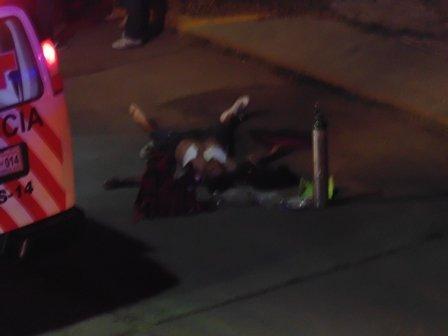 ¡Policía municipal mató a un delincuente al asfixiarlo con una llave en Aguascalientes!