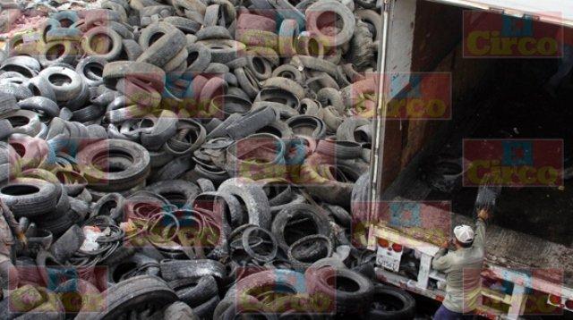 ¡Joven murió por las quemaduras sufridas en una recicladora de llantas en Lagos de Moreno!