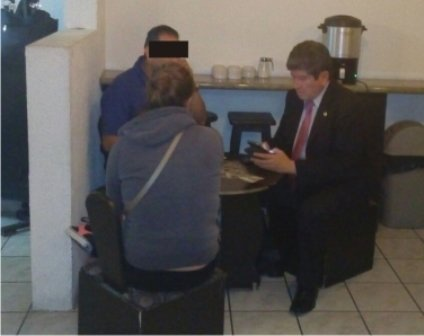 ¡Rescataron de un secuestro virtual a otra zacatecana en Aguascalientes!