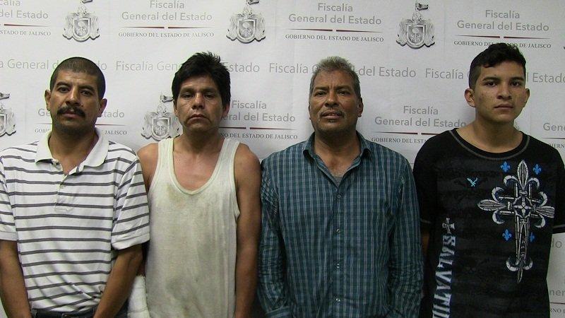 ¡Detienen a 7 personas por posesión de armas de fuego y drogas en Tlaquepaque!