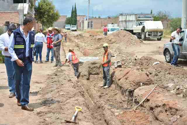¡Rehabilita el Municipio de Jesús María infraestructura hidráulica!