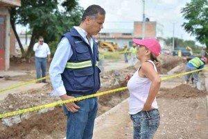Rehabilita municipio de Jesús María infraestructura hidráulica (2)