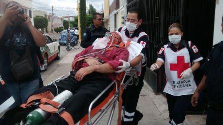 ¡Empresario inmobiliario se suicidó de un balazo en la cabeza en Aguascalientes!