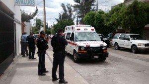 SUICIDIO 78 EMPRESARIO ARMA DE FUEGO LAS AMERICAS (4)